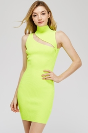 Hera Front Slash Dress - Product Mini Image