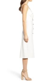Bishop + Young Front Tie Button Dress - Side cropped