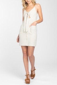 Everly Front Tie Dress - Product List Image