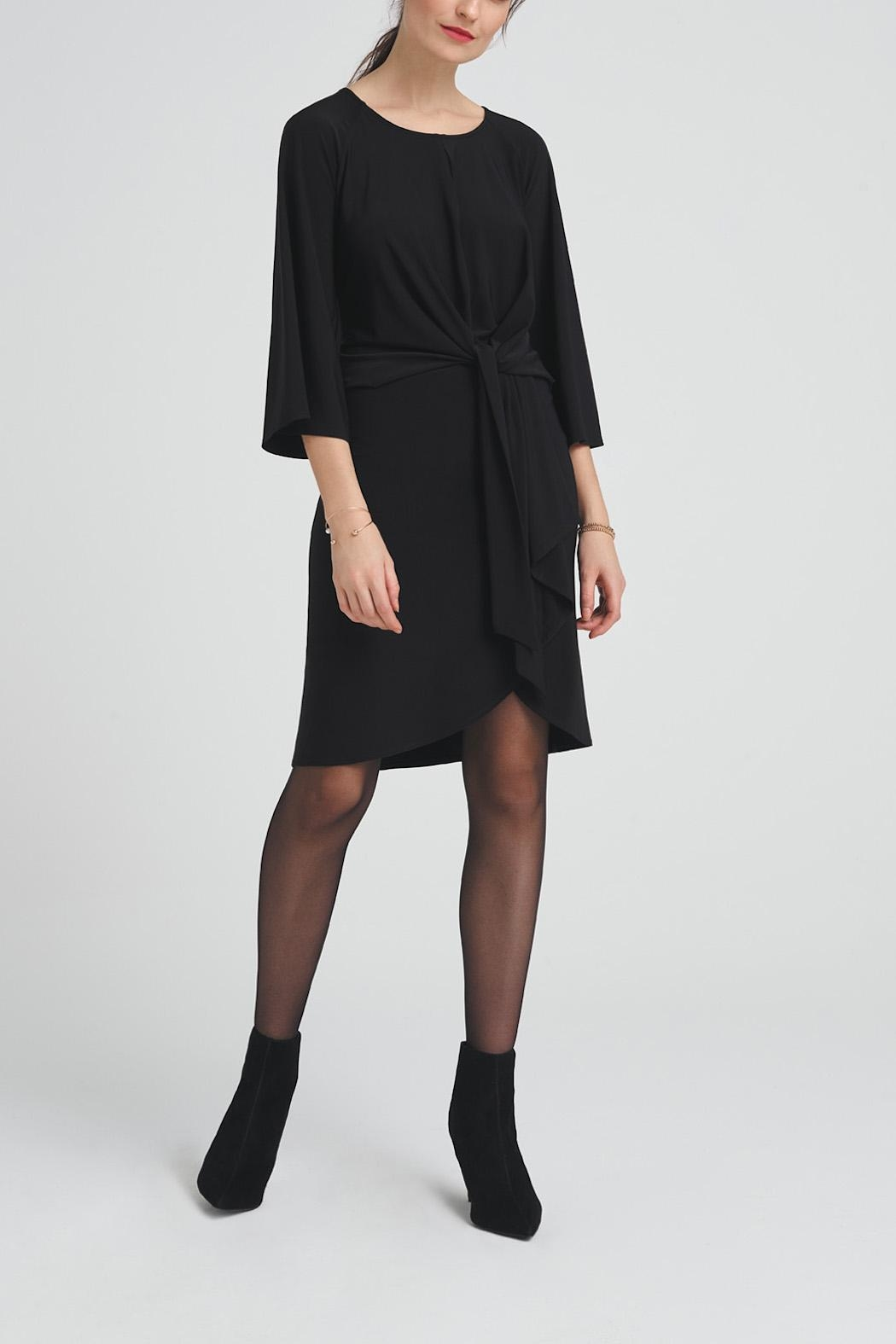 Tribal Front Tie Dress - Main Image