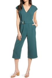 Bishop + Young Front Tie Jumpsuit - Product Mini Image