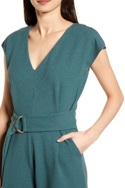 Bishop + Young Front Tie Jumpsuit - Side cropped