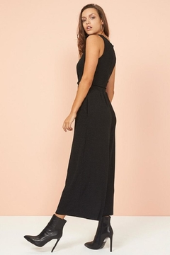 MinkPink Front Twist Jumpsuit - Alternate List Image
