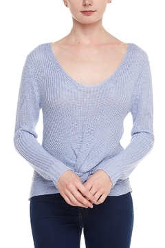Shoptiques Product: Front Twist Sweater