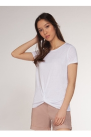 Dex Clothing Front Twist Tee - Front cropped