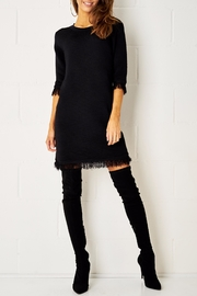 frontrow Black Dress - Front cropped
