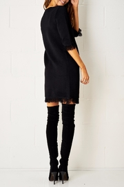 frontrow Black Dress - Side cropped