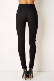 frontrow Black Side Panel Leggings - Other
