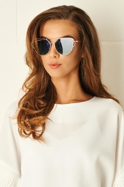 frontrow Blue Lens Sunglasses - Product Mini Image