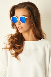 frontrow Brow Bar Sunglasses - Product Mini Image