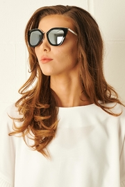frontrow Cat Eye Acetate Sunglasses - Product Mini Image