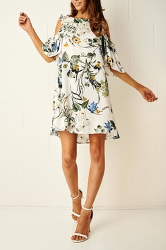 Shoptiques Product: Abiona Floral Dress