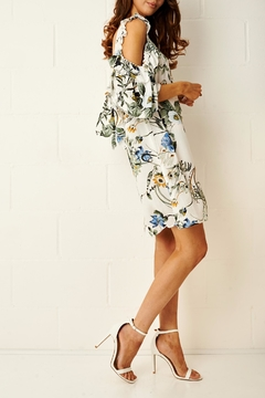frontrow Abiona Floral Dress - Alternate List Image