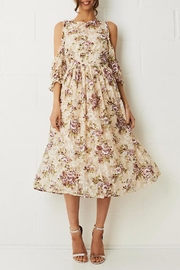 frontrow Floral Lace Dress - Product Mini Image