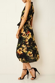 frontrow Harlinne Floral Shirt Dress - Side cropped
