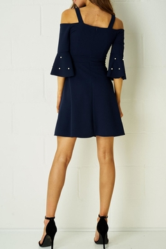 frontrow Navy Dress - Alternate List Image