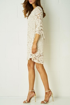 frontrow Nude Lace Dress - Alternate List Image