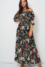 frontrow Off Shoulder Dress - Product Mini Image
