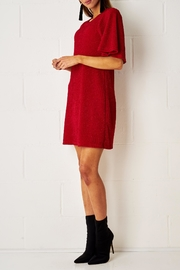 frontrow Red Dress - Front full body
