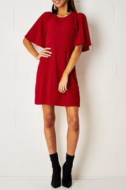 frontrow Red Dress - Front cropped