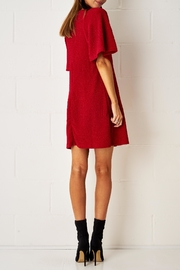 frontrow Red Dress - Side cropped