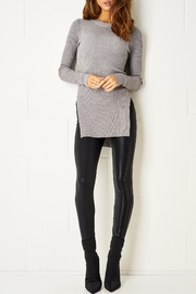 frontrow Side Split Sweatshirt - Front cropped