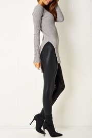 frontrow Side Split Sweatshirt - Front full body