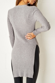 frontrow Side Split Sweatshirt - Side cropped