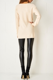 frontrow Slim Fit Sweatshirt - Back cropped