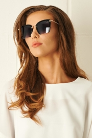 frontrow Square Frame Sunglasses - Product Mini Image