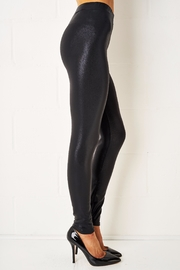 frontrow Stretch Shiny Leggings - Front full body