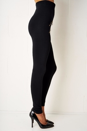 frontrow Thermal Zip Leggings - Front full body