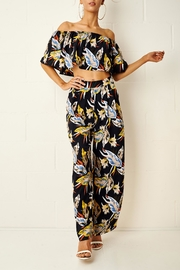 frontrow Tropical Trouser Set - Front full body