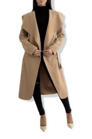 frontrow Waterfall Drape Coat - Product Mini Image