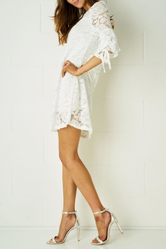 frontrow White Lace Dress - Alternate List Image