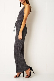 frontrow Wide Leg Jumpsuit - Front full body