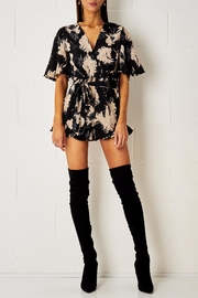 frontrow Wrap Effect Playsuit - Product Mini Image
