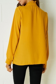 frontrow Yellow Ribbon Blouse - Side cropped