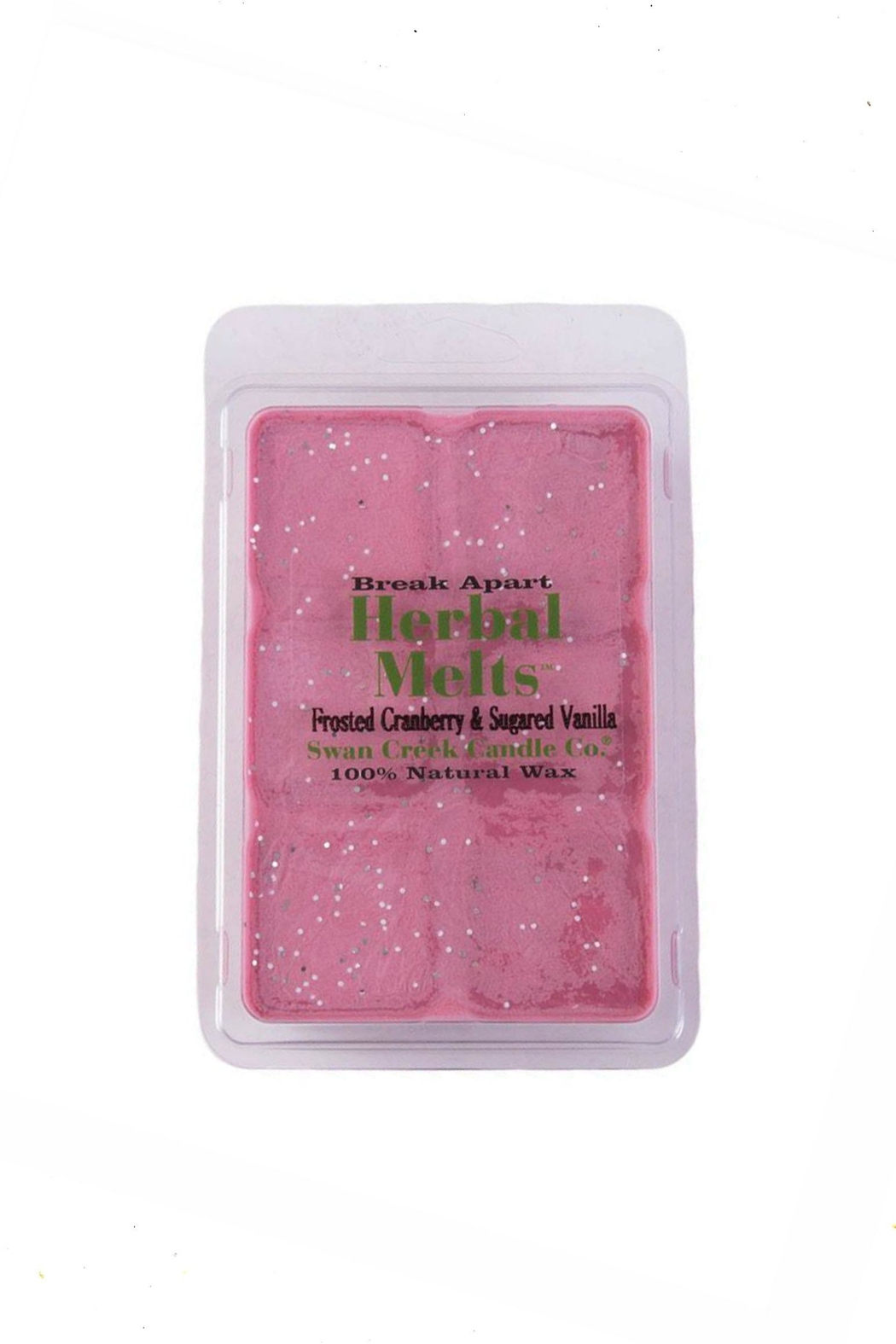 Swan Creek Candle Co. Frosted-Cranberry&Sugared-Vanilla Melts - Main Image