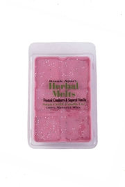 Swan Creek Candle Co. Frosted-Cranberry&Sugared-Vanilla Melts - Front cropped