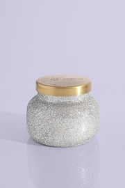 Capri Blue Frosted Fireside Glam Petite Jar, 8 oz - Product Mini Image