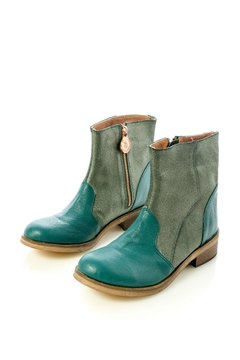 Shoptiques Product: Frosted Leather Boot