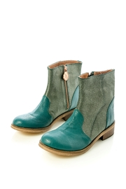 Valeria Nicali Frosted Leather Boot - Product Mini Image