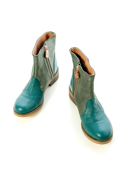 Valeria Nicali Frosted Leather Boot - Alternate List Image