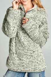 Oddi Frosted Tip Pullover - Product Mini Image
