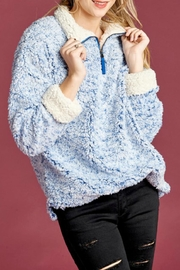 Oddy Frosted Tip Pullover - Product Mini Image