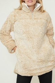 Fantastic Fawn Frosted Tip Tunic - Product Mini Image