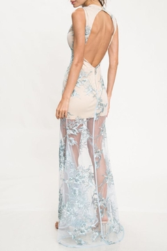 Latiste Frozen Open-Back Dress - Alternate List Image