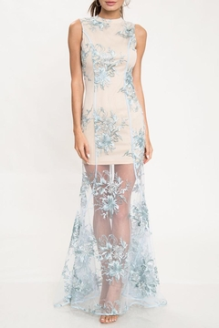 Latiste Frozen Open-Back Dress - Product List Image