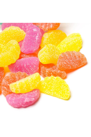 Candy Club Fruit Slices - 8 oz - Front full body